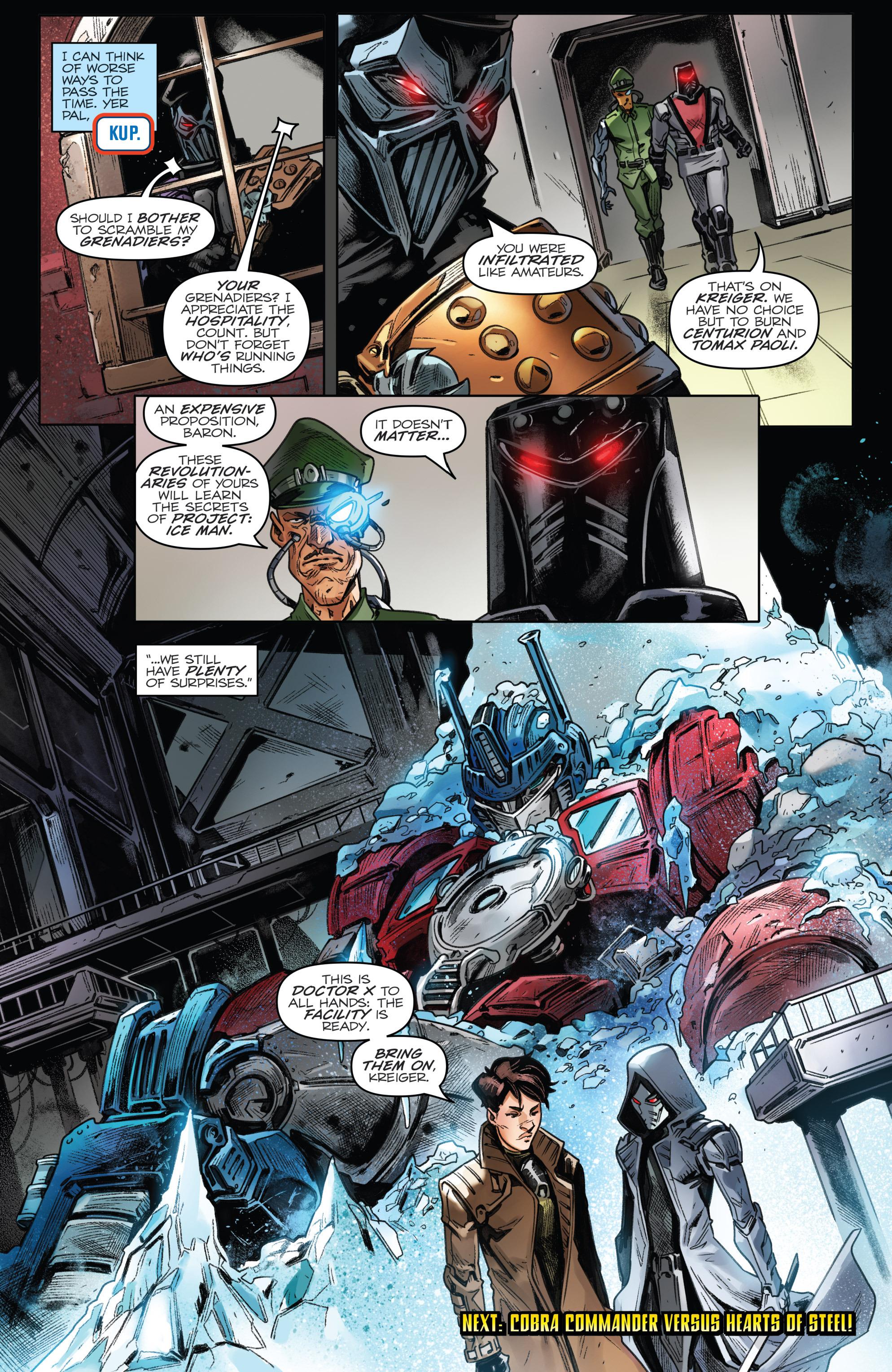 Read online Revolutionaries comic -  Issue #4 - 24