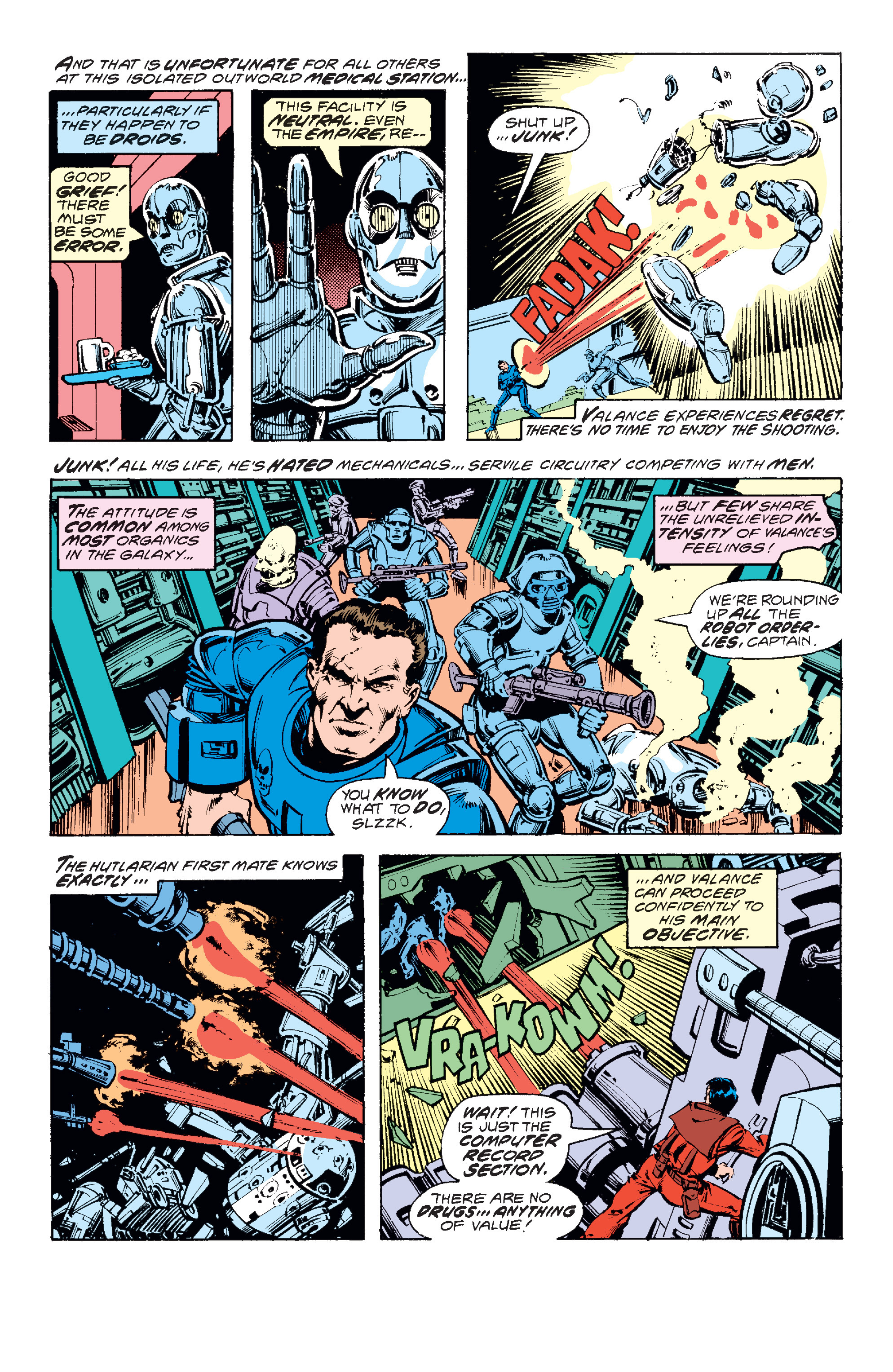 Read online Star Wars Omnibus comic -  Issue # Vol. 13 - 279