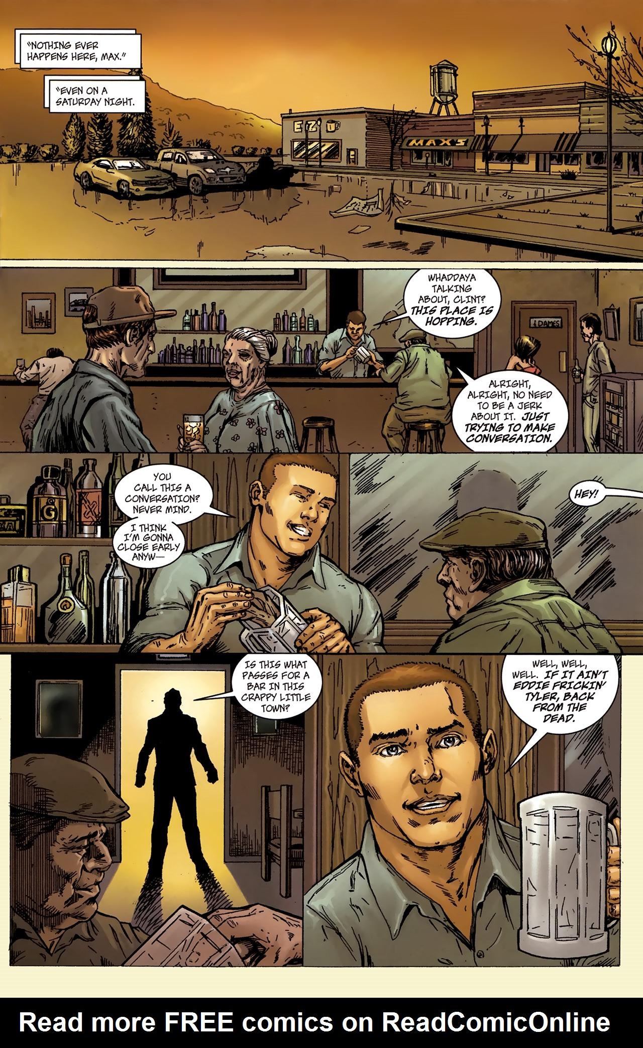 Read online Phoenix comic -  Issue #0 - 4