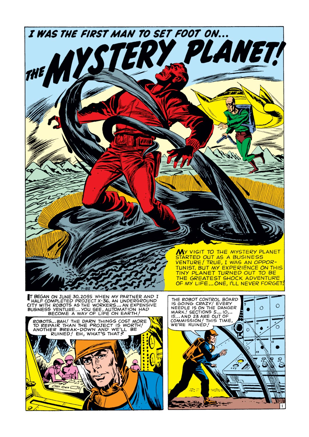 Tales to Astonish (1959) issue 1 - Page 17