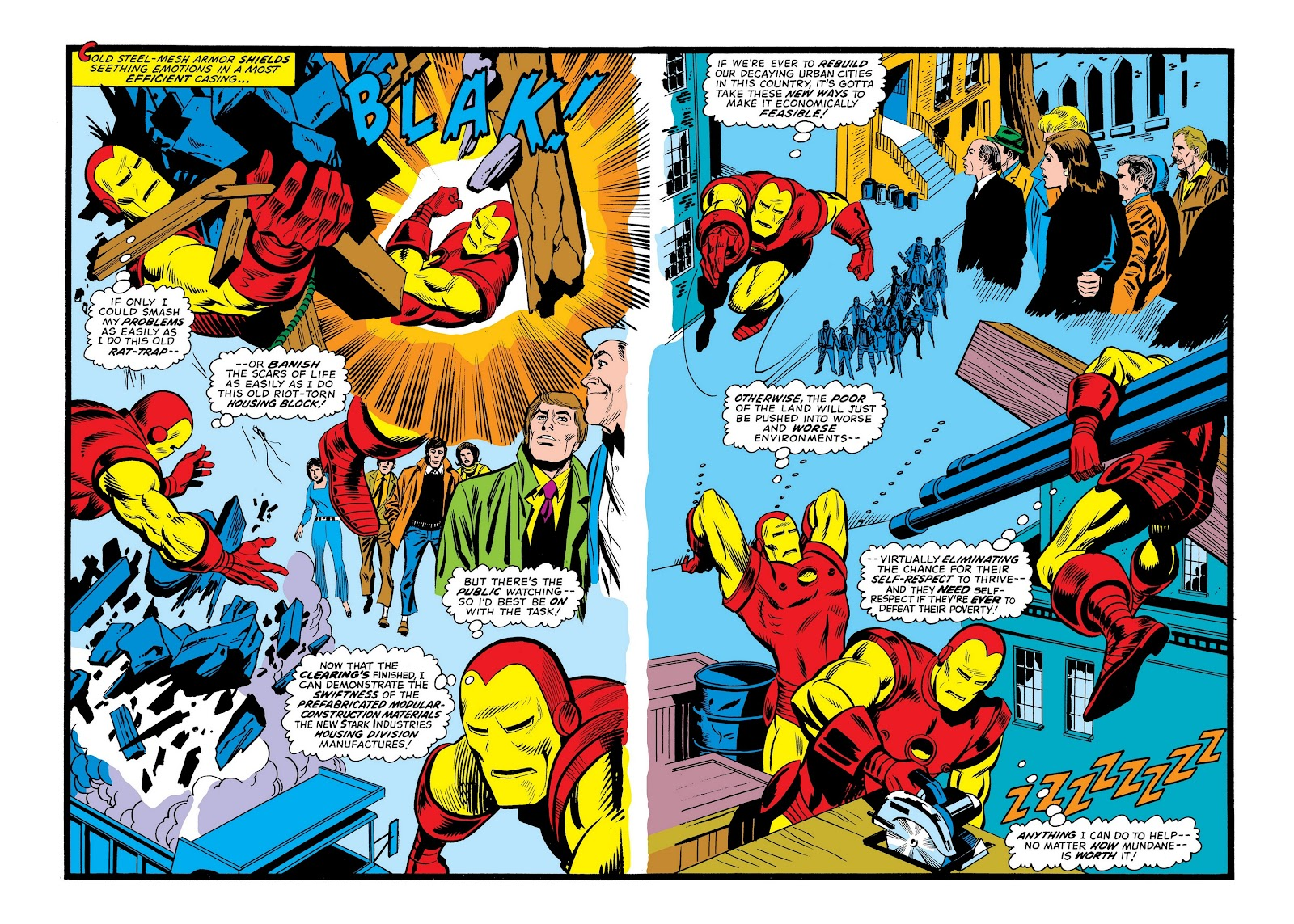 Read online Marvel Masterworks: The Invincible Iron Man comic -  Issue # TPB 9 (Part 3) - 16