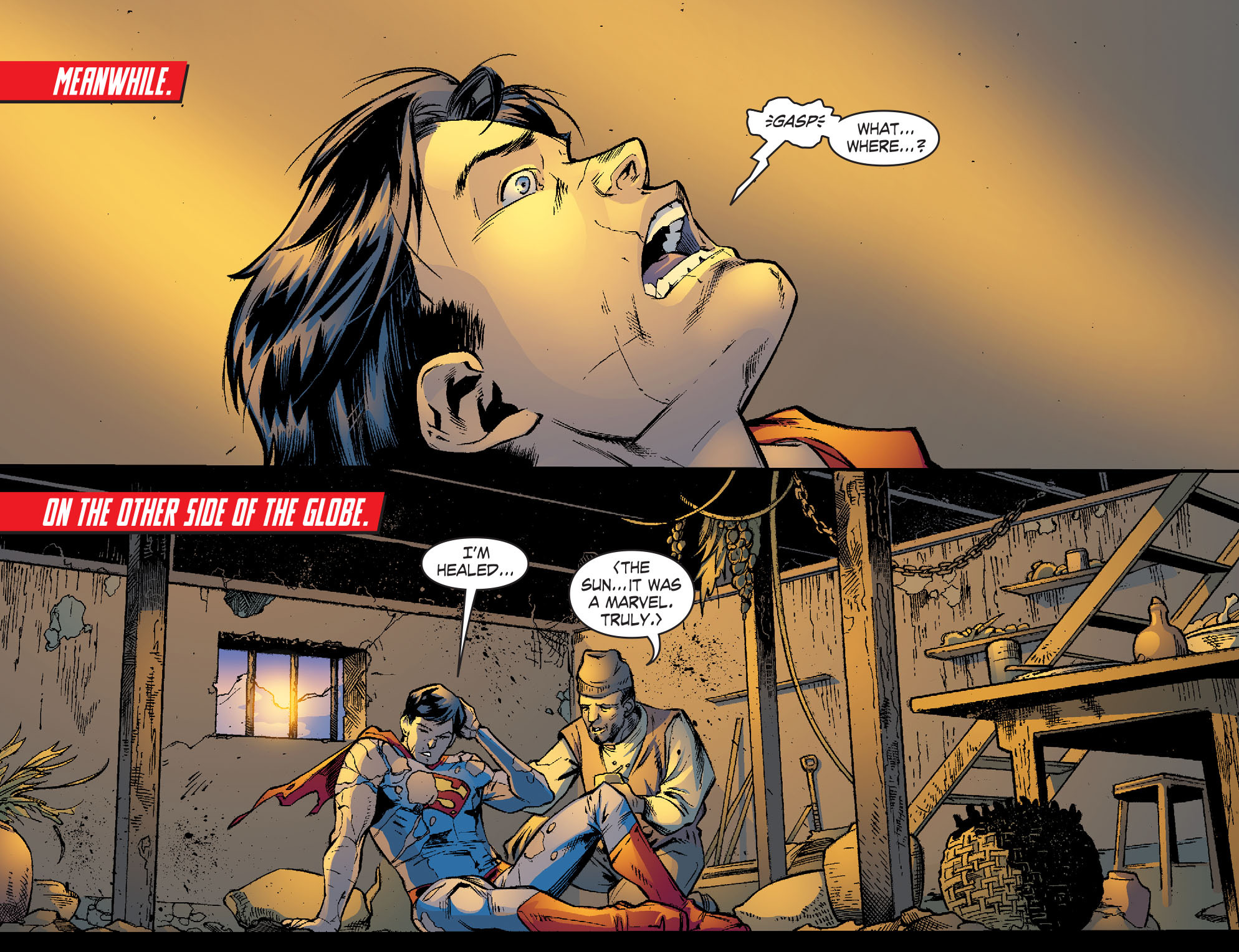 Read online Smallville: Continuity comic -  Issue #1 - 17
