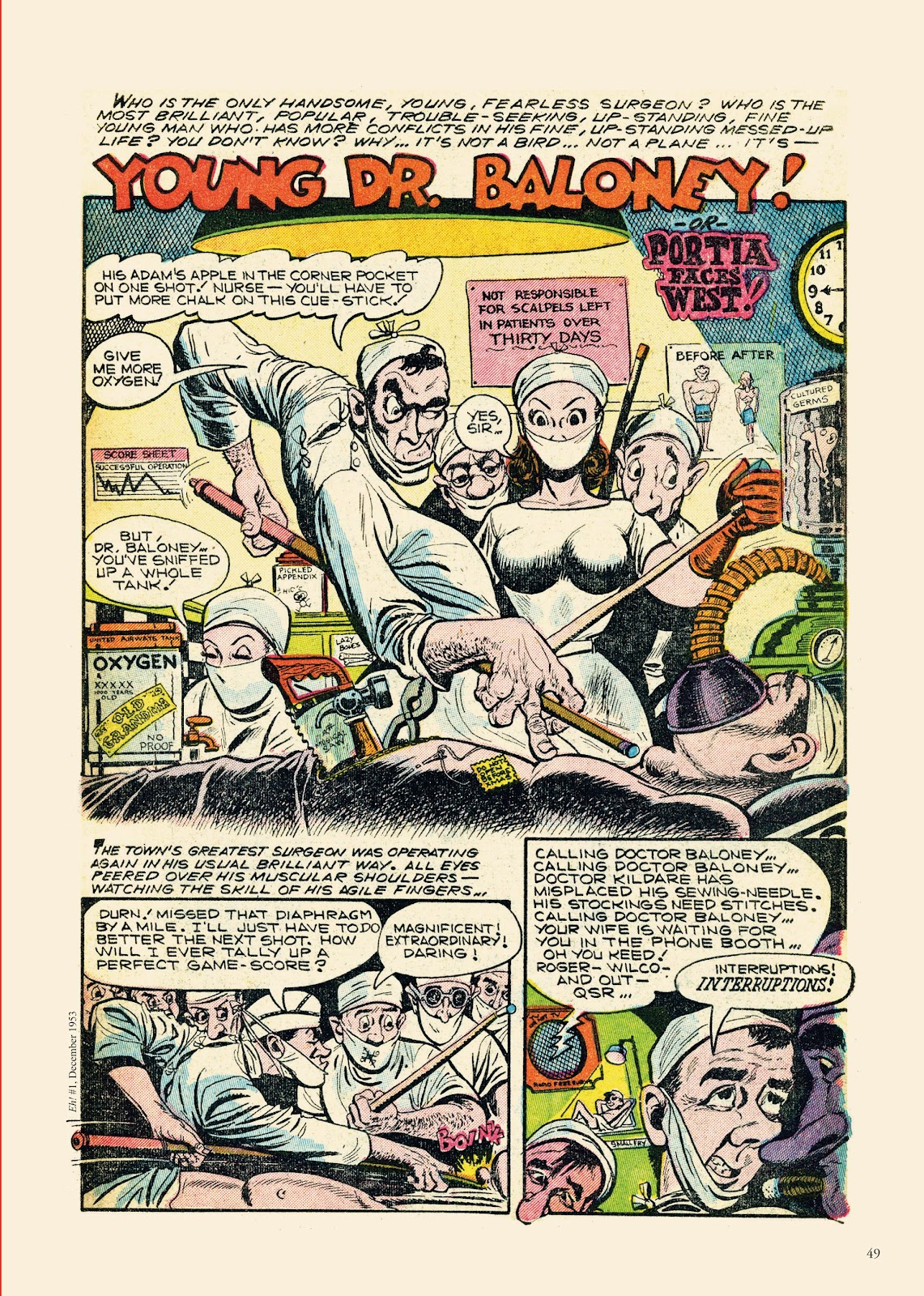 Read online Sincerest Form of Parody: The Best 1950s MAD-Inspired Satirical Comics comic -  Issue # TPB (Part 1) - 50
