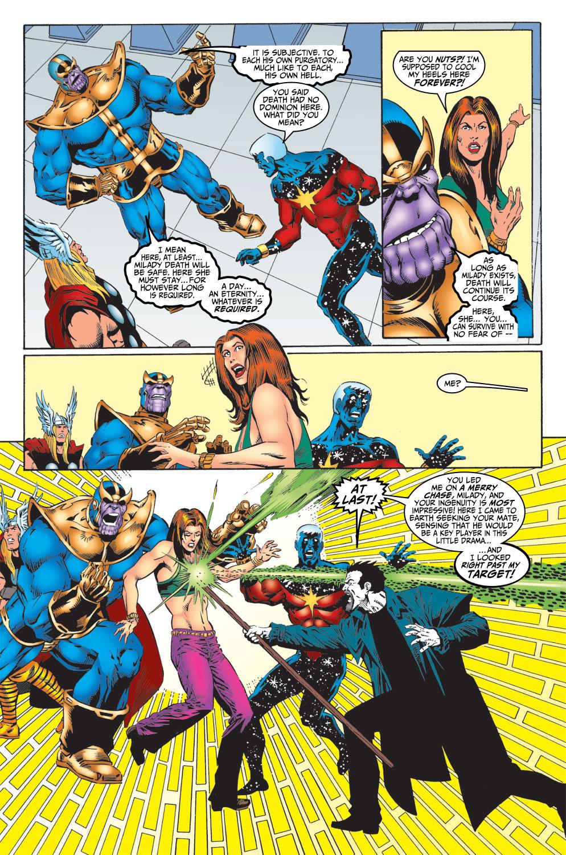 Captain Marvel (1999) Issue #18 #19 - English 12