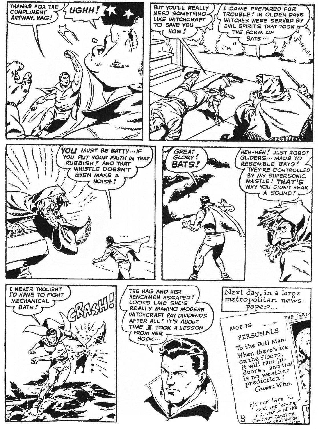 Read online Men of Mystery Comics comic -  Issue #72 - 22