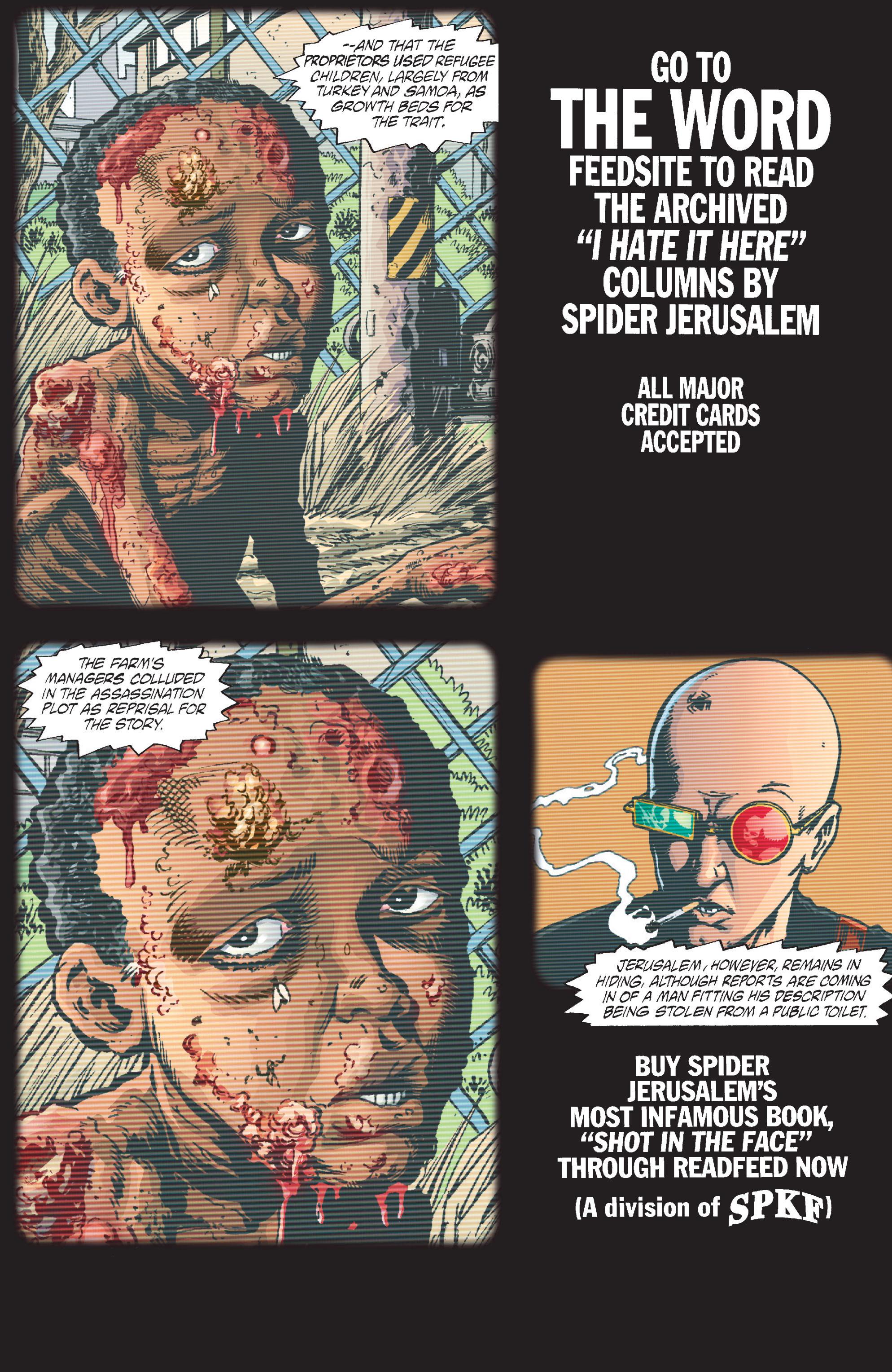 Read online Transmetropolitan comic -  Issue #12 - 11