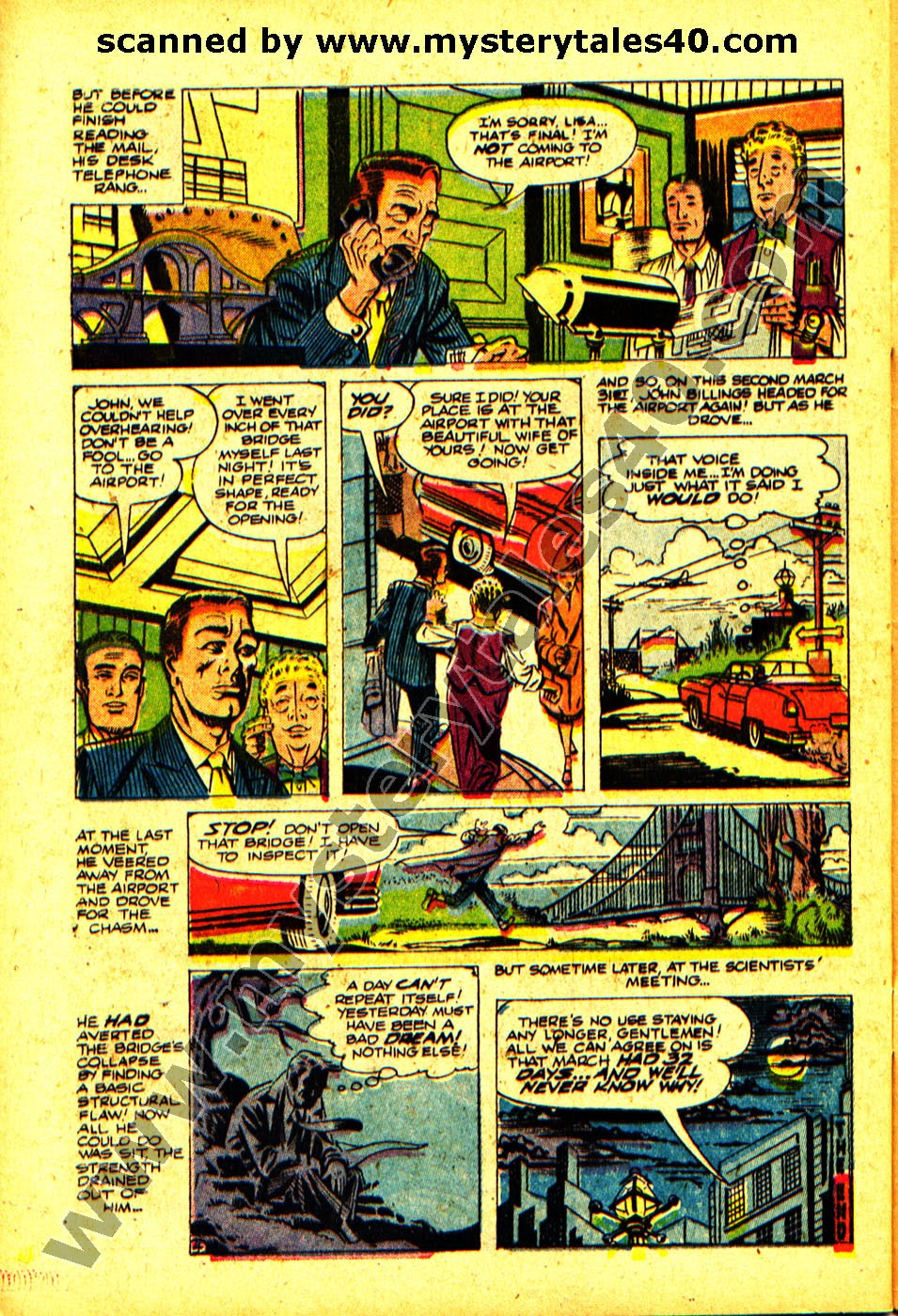 Mystery Tales issue 40 - Page 26