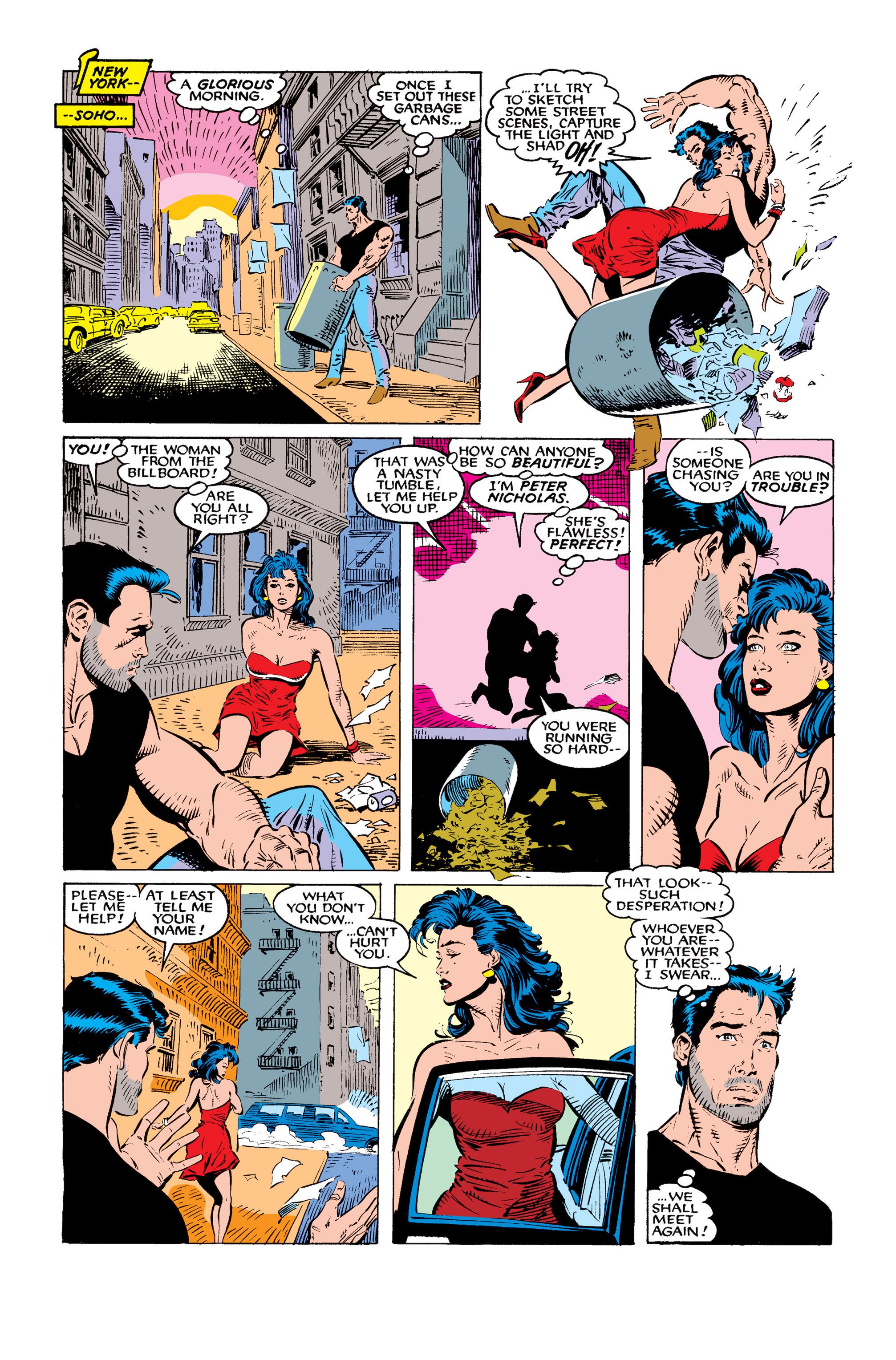 Read online Uncanny X-Men (1963) comic -  Issue #259 - 17