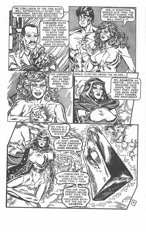 Femforce Issue #113 #113 - English 7