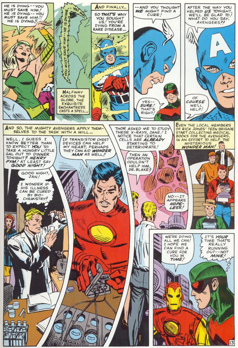 The Avengers (1963) 9 Page 13
