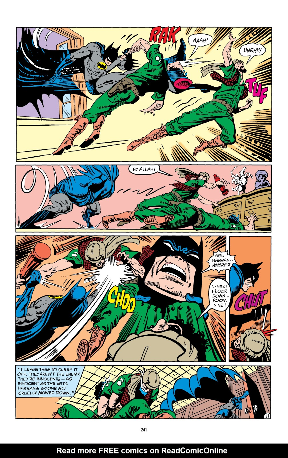 Read online Detective Comics (1937) comic -  Issue # _TPB Batman - The Dark Knight Detective 2 (Part 3) - 43