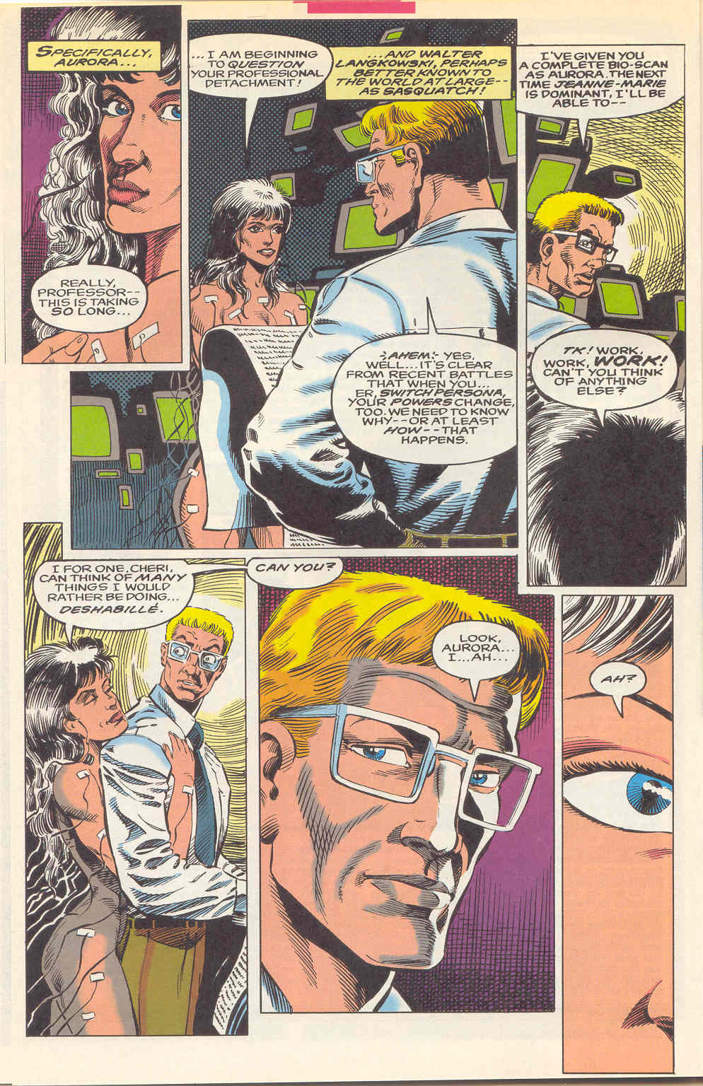 Read online Alpha Flight (1983) comic -  Issue #114 - 12