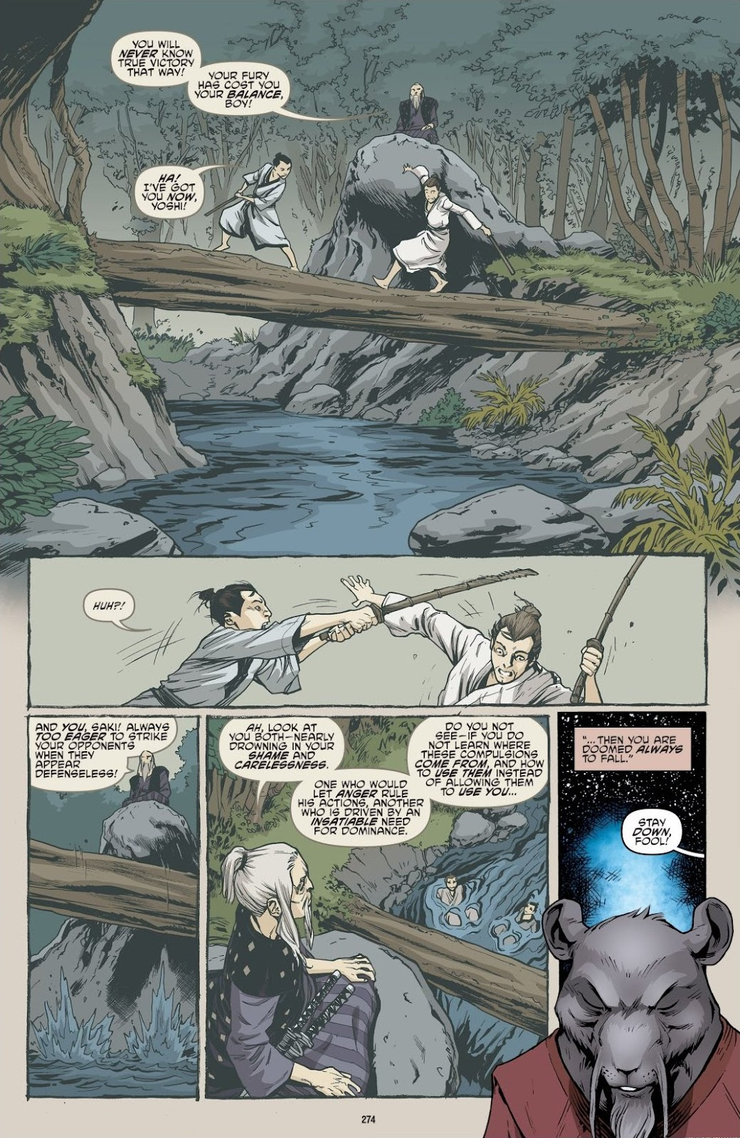 Read online Teenage Mutant Ninja Turtles: The IDW Collection comic -  Issue # TPB 6 (Part 3) - 65