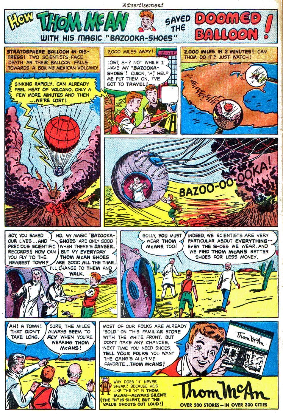 Read online Sensation (Mystery) Comics comic -  Issue #54 - 51