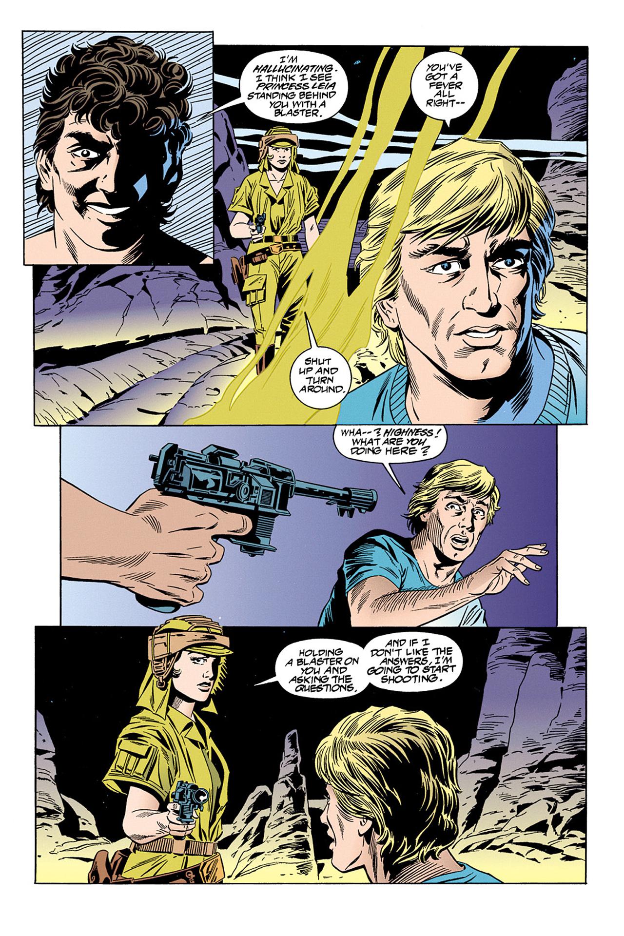 Read online Star Wars Omnibus comic -  Issue # Vol. 1 - 91
