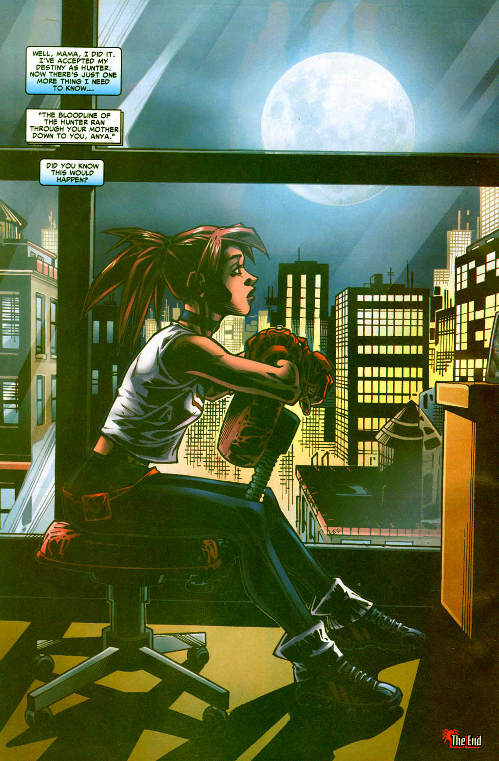 Read online Araña: Heart of the Spider comic -  Issue #6 - 24