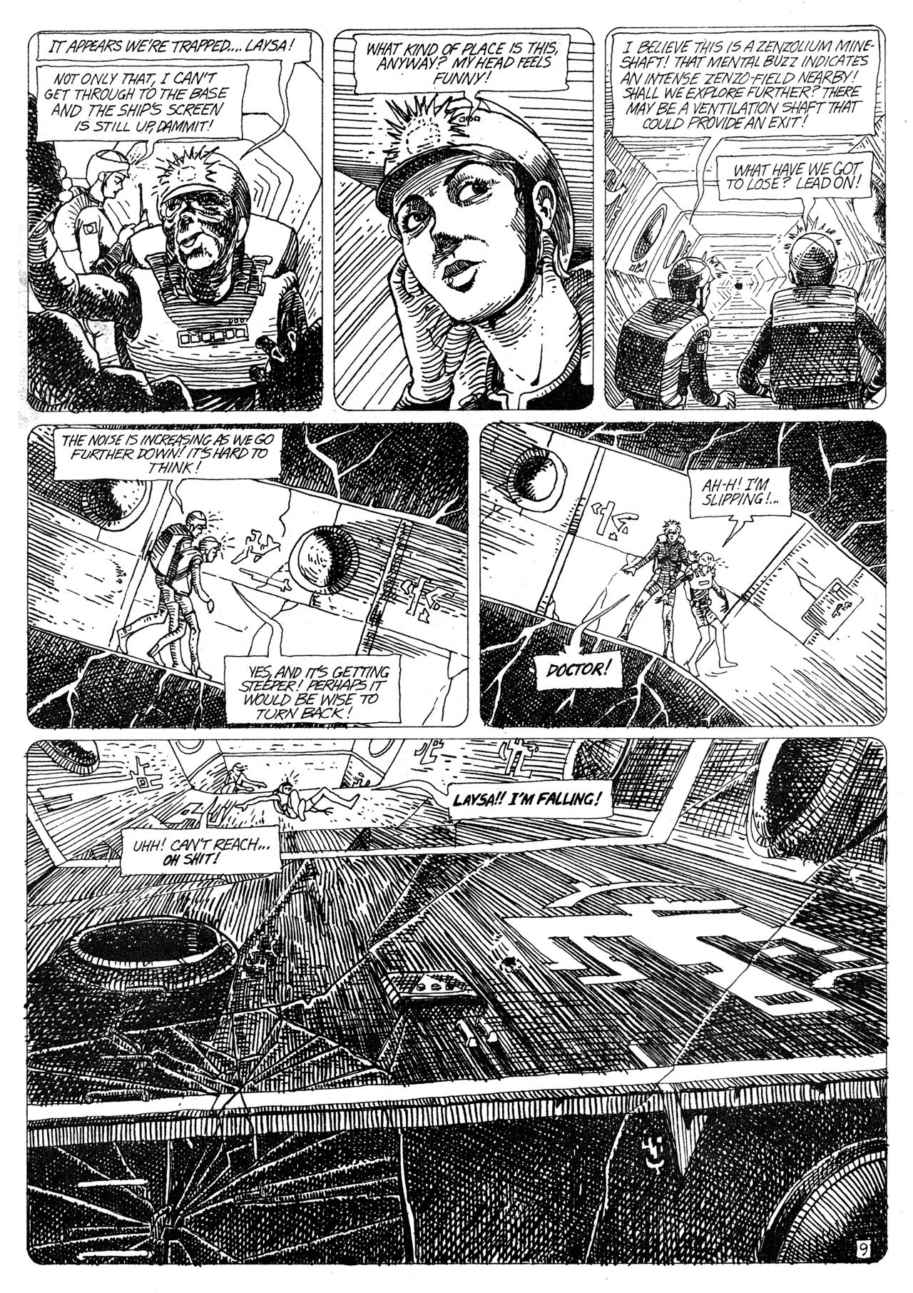 Read online Star*Reach comic -  Issue #17 - 29