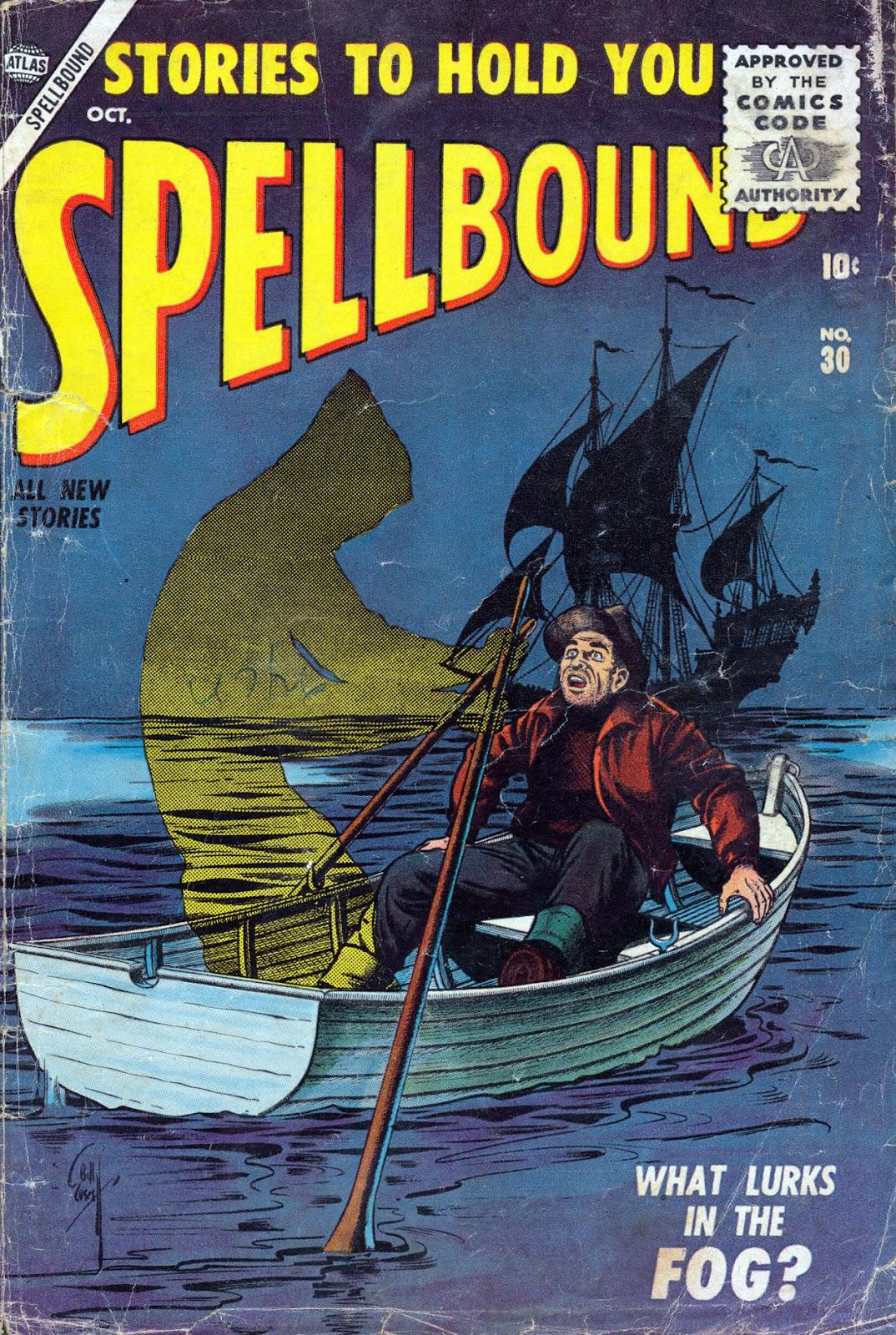Spellbound (1952) issue 30 - Page 1