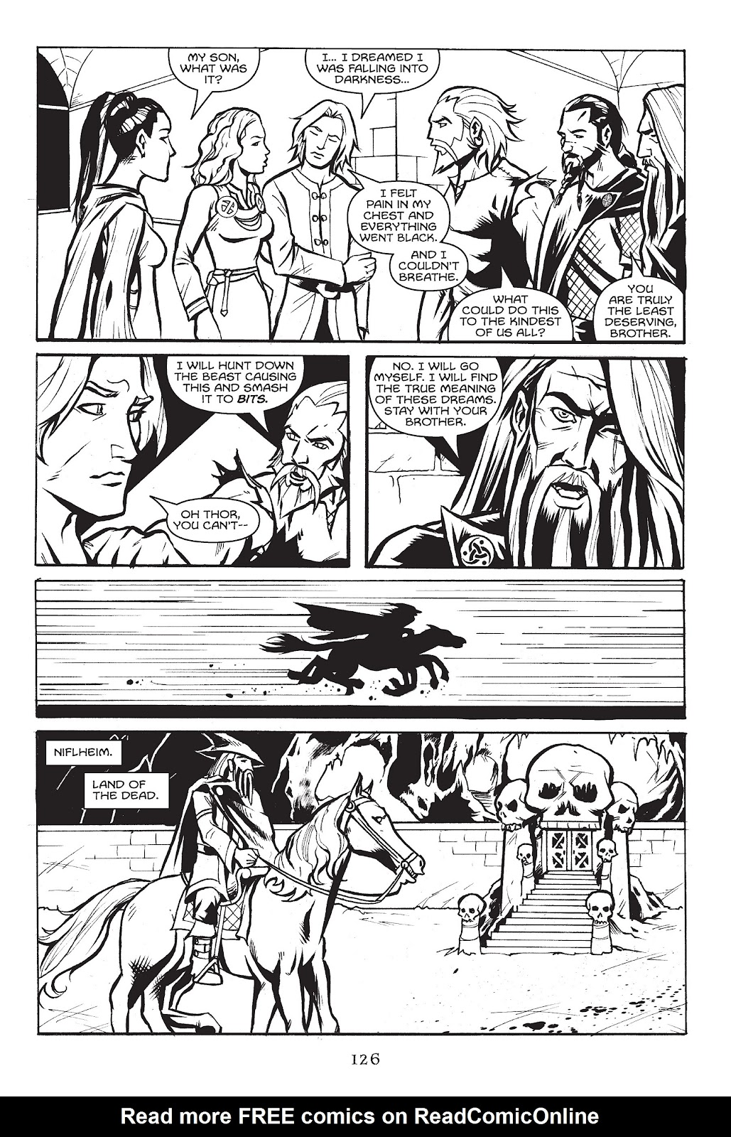 Read online Gods of Asgard comic -  Issue # TPB (Part 2) - 28