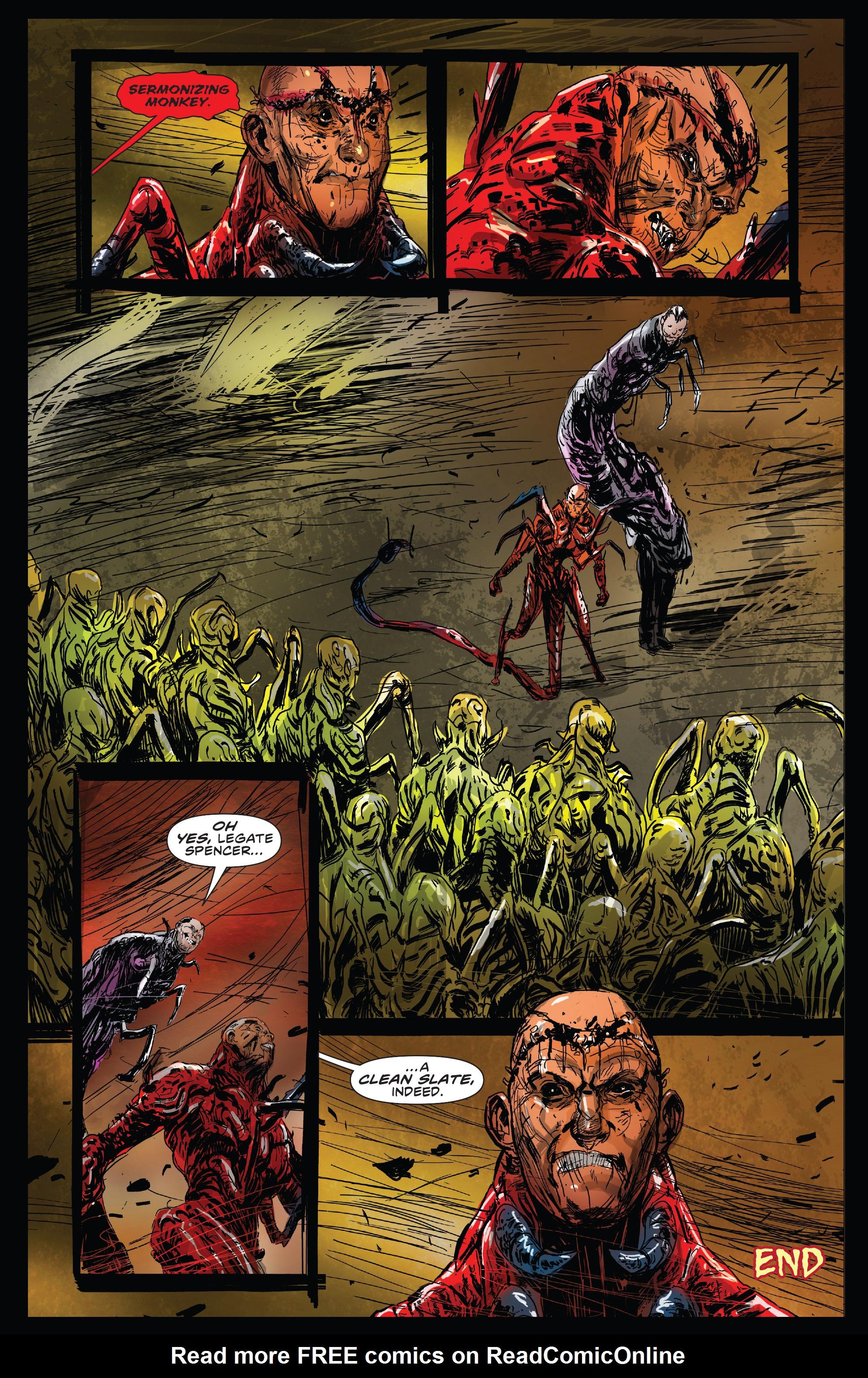 Read online Clive Barker's Hellraiser: The Dark Watch comic -  Issue # TPB 3 - 14