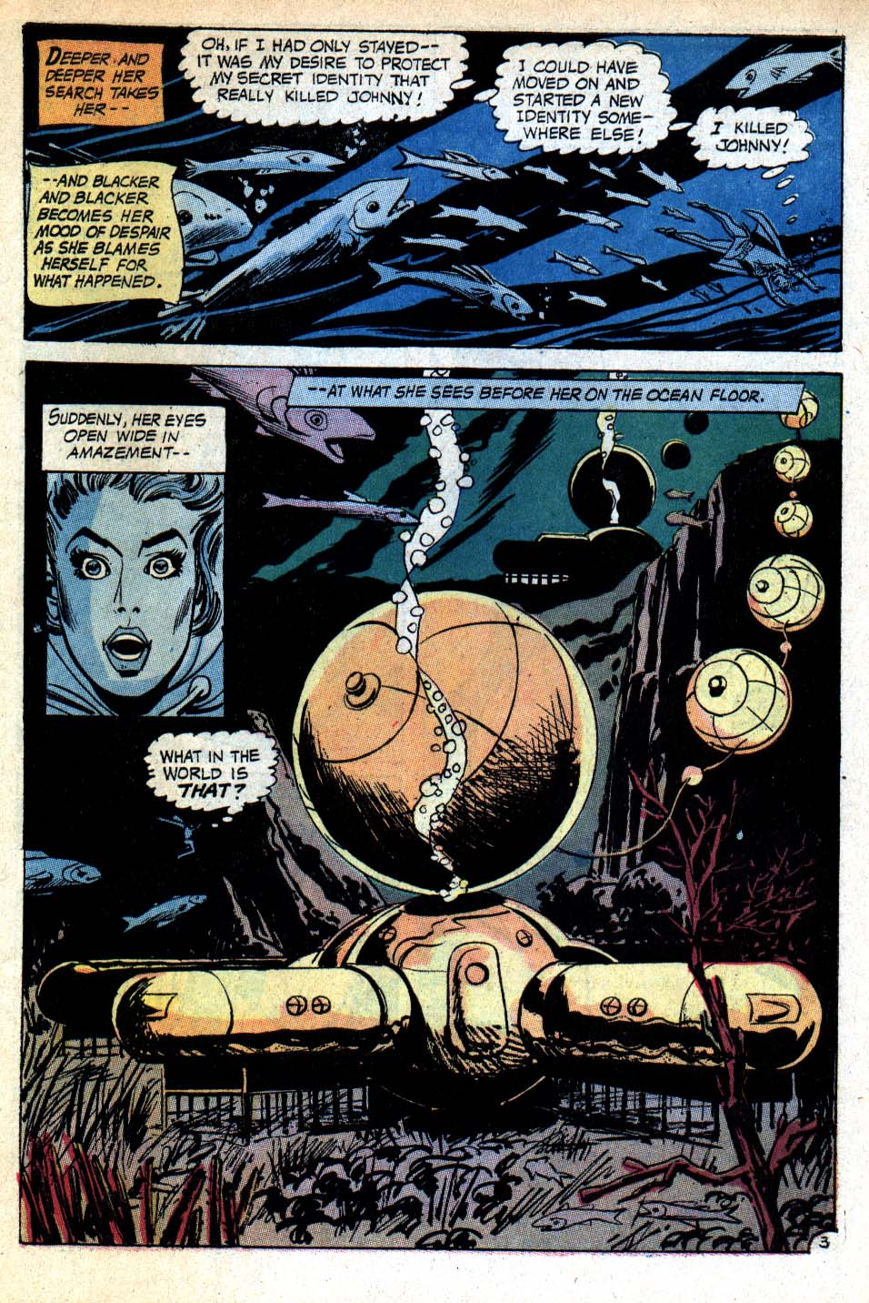 Read online Adventure Comics (1938) comic -  Issue #409 - 5