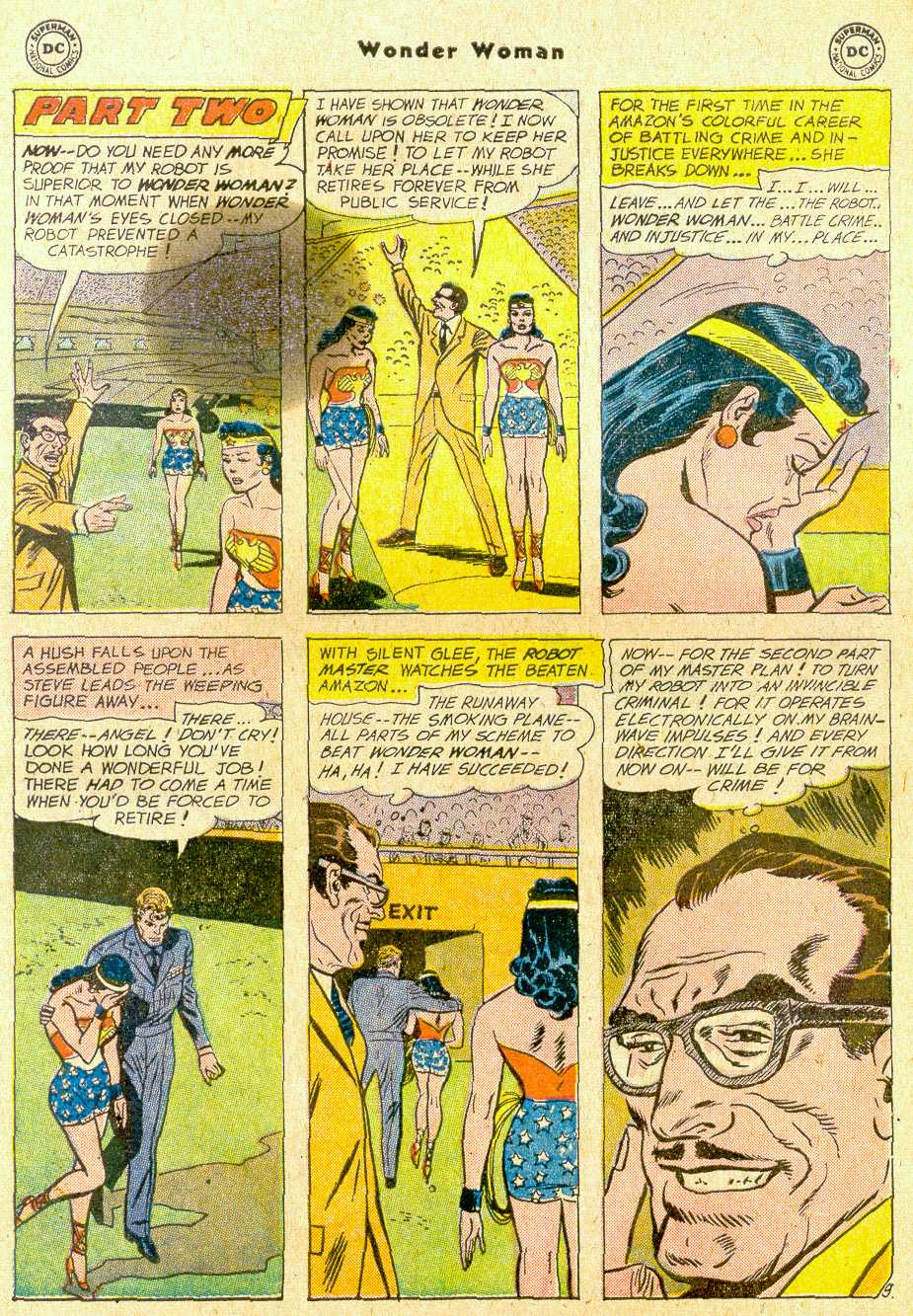 Read online Wonder Woman (1942) comic -  Issue #111 - 13