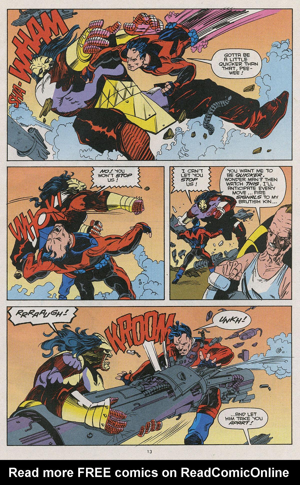 Read online Wonder Man (1991) comic -  Issue #27 - 10