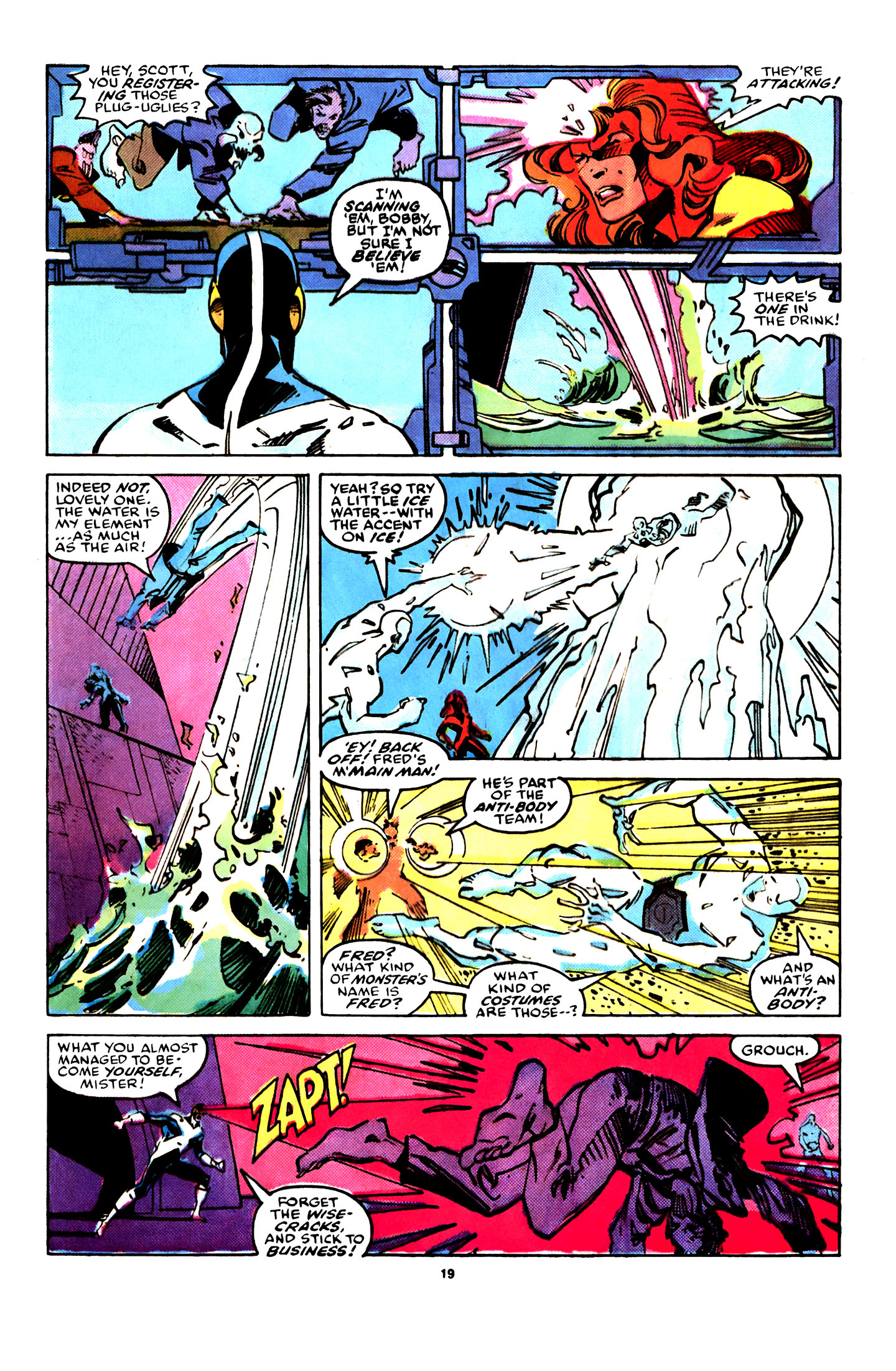 Read online X-Factor (1986) comic -  Issue #29 - 16