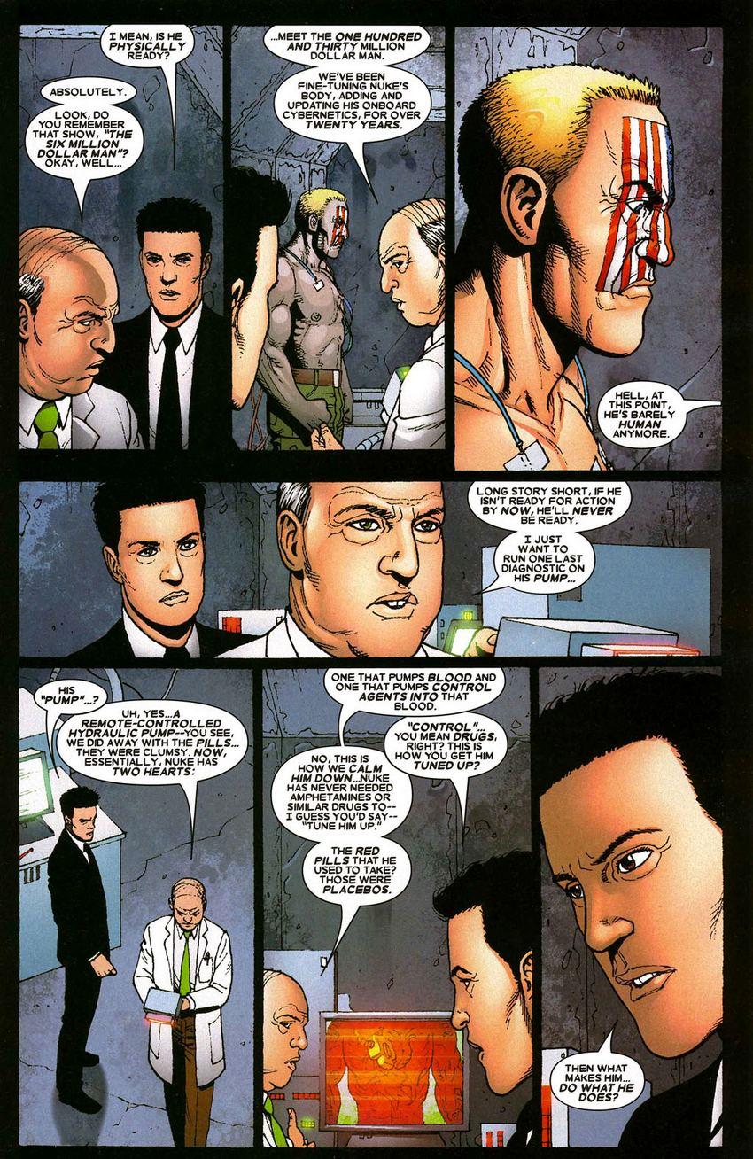 Read online Wolverine: Origins comic -  Issue #2 - 6