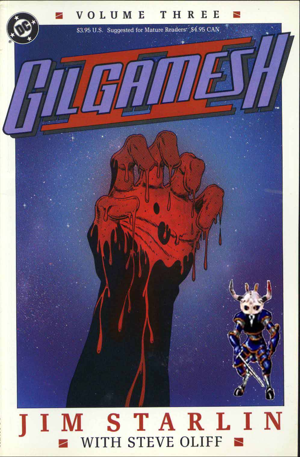 Gilgamesh II 3 Page 1