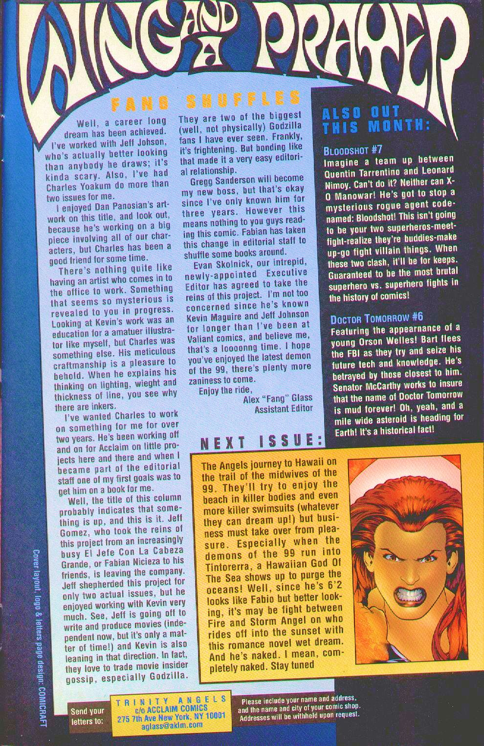 Read online Trinity Angels comic -  Issue #7 - 25