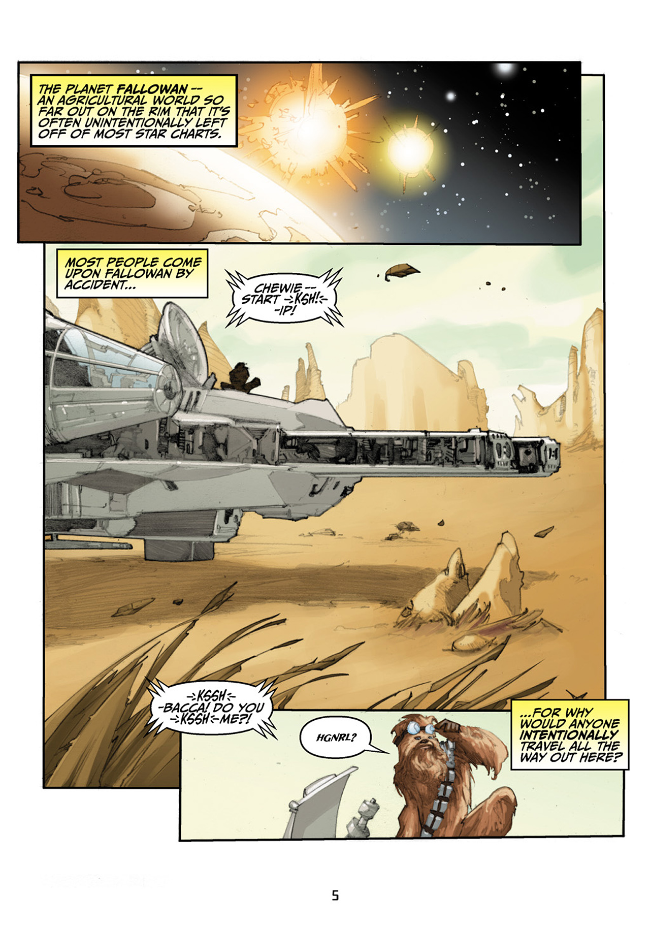 Read online Star Wars Omnibus comic -  Issue # Vol. 33 - 87