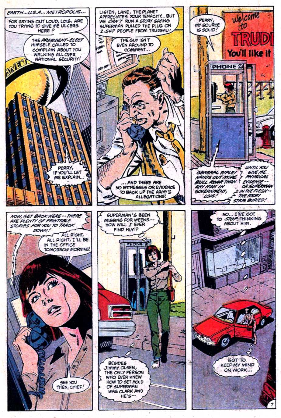 Read online Adventures of Superman (1987) comic -  Issue #452 - 8