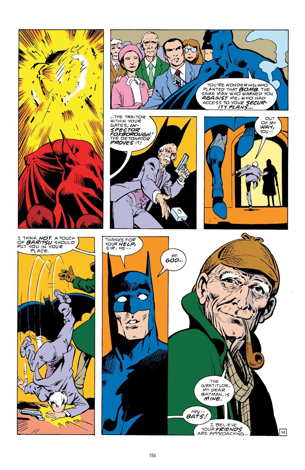 Read online Detective Comics (1937) comic -  Issue # _TPB Batman - The Dark Knight Detective 1 (Part 2) - 54