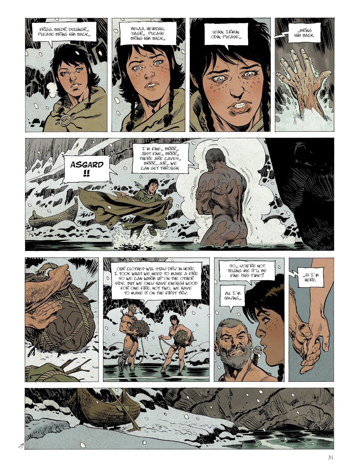 Read online Asgard comic -  Issue #2 - 33