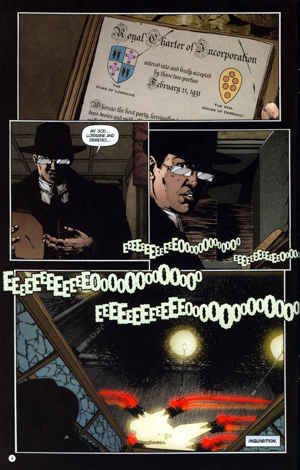 Read online Rex Mundi comic -  Issue #8 - 8