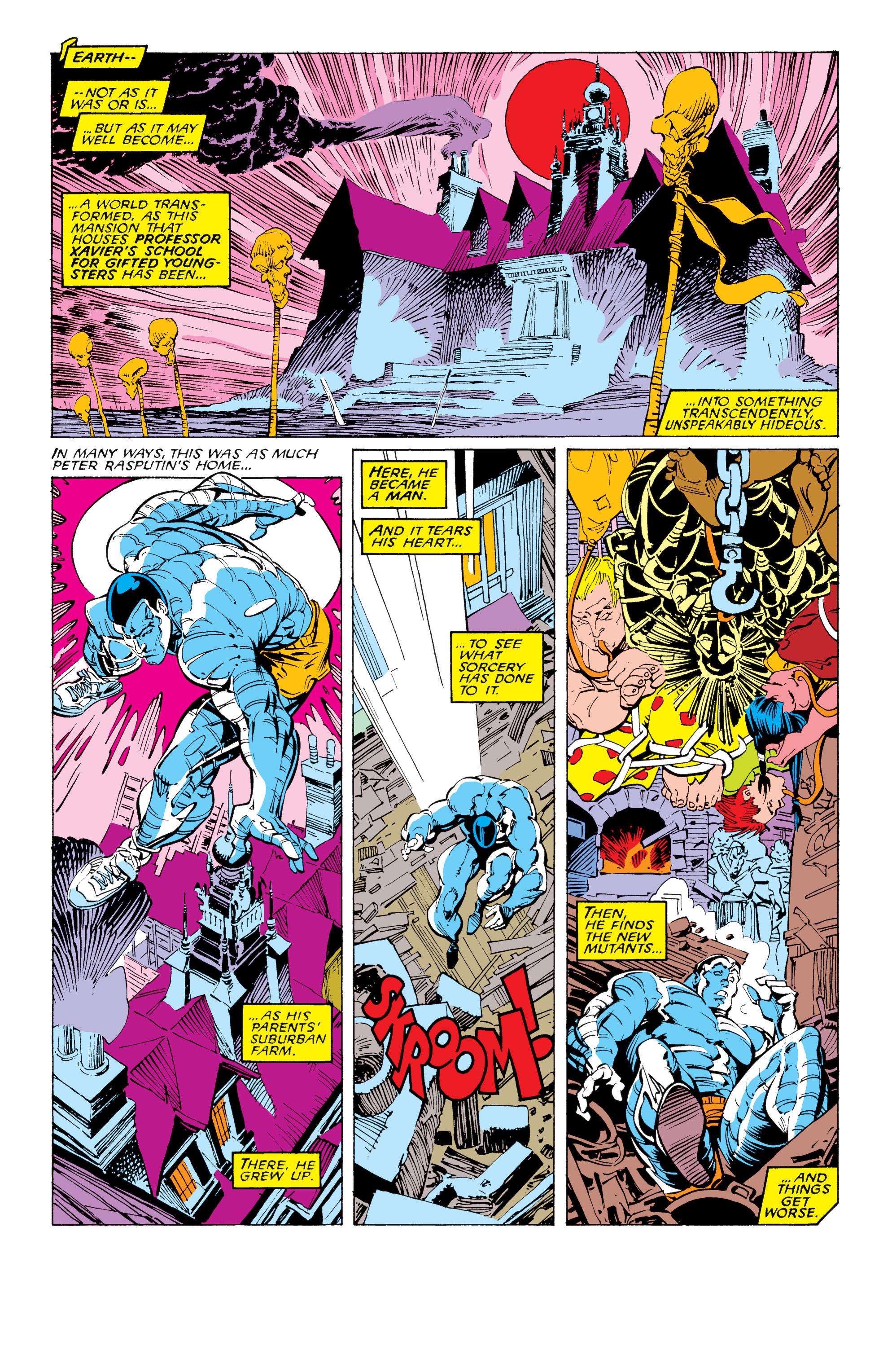Read online Uncanny X-Men (1963) comic -  Issue #231 - 16