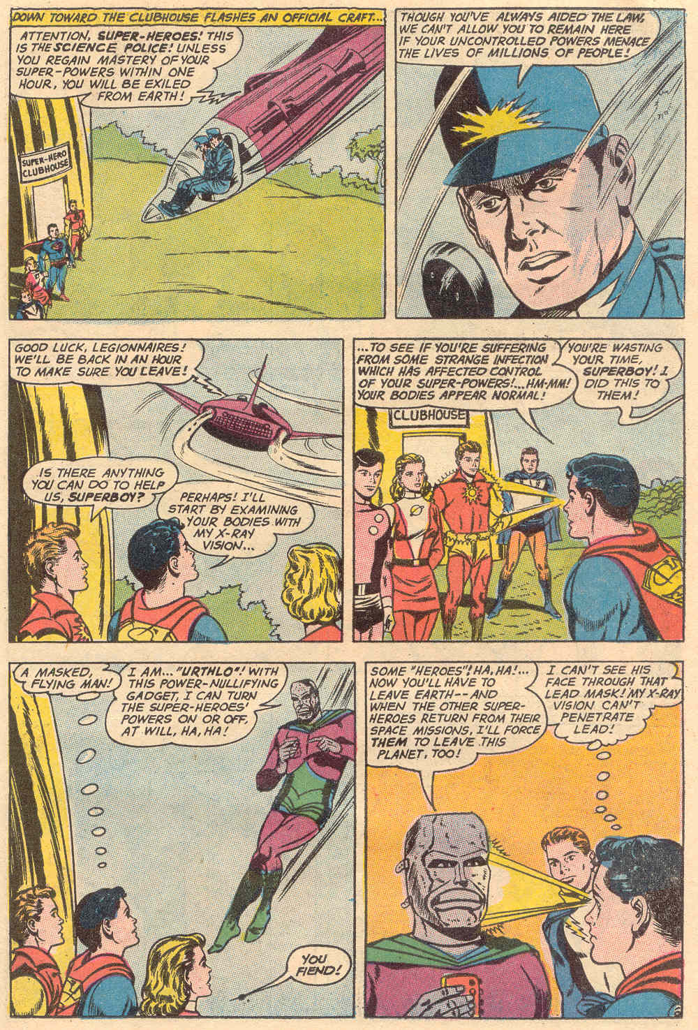 Read online Action Comics (1938) comic -  Issue #377 - 23