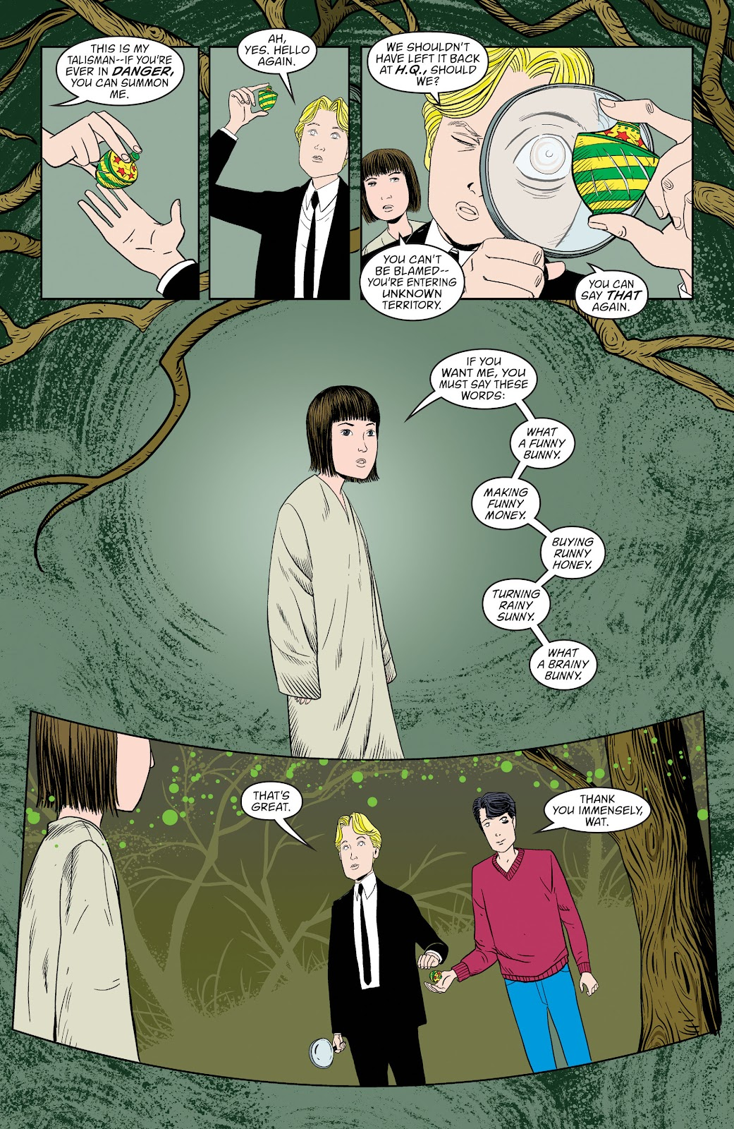 Read online The Children's Crusade comic -  Issue # _TPB (Part 1) - 69