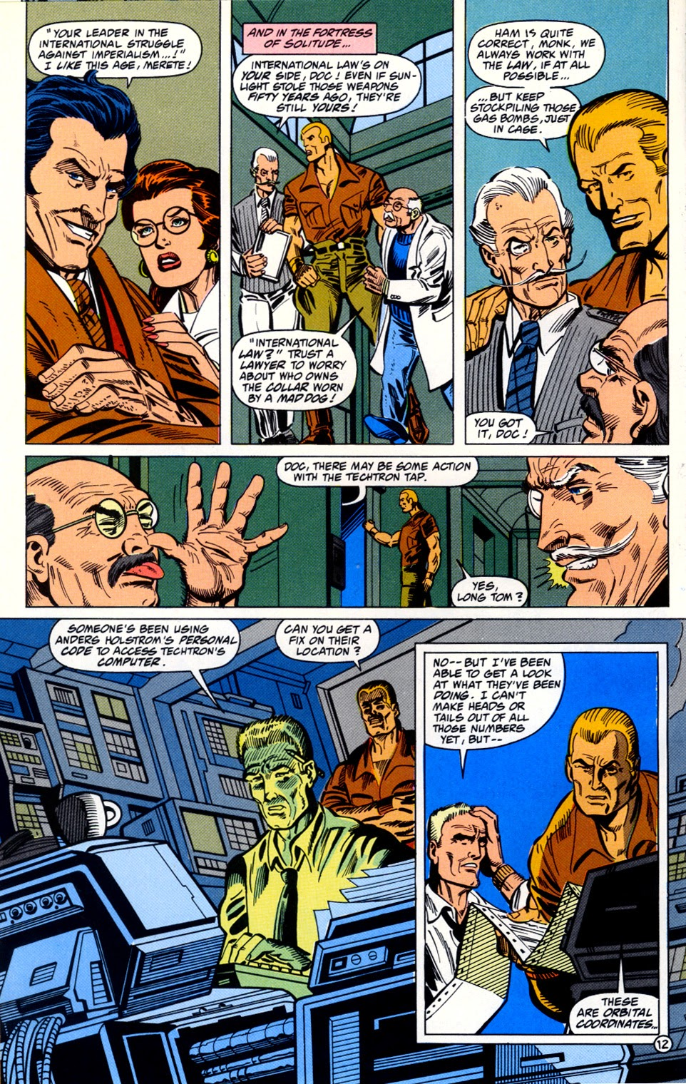 Doc Savage (1988) issue 13 - Page 14