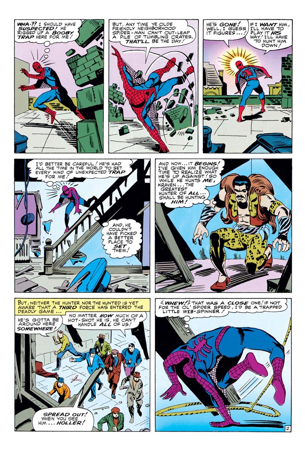 The Amazing Spider-Man (1963) 34 Page 12