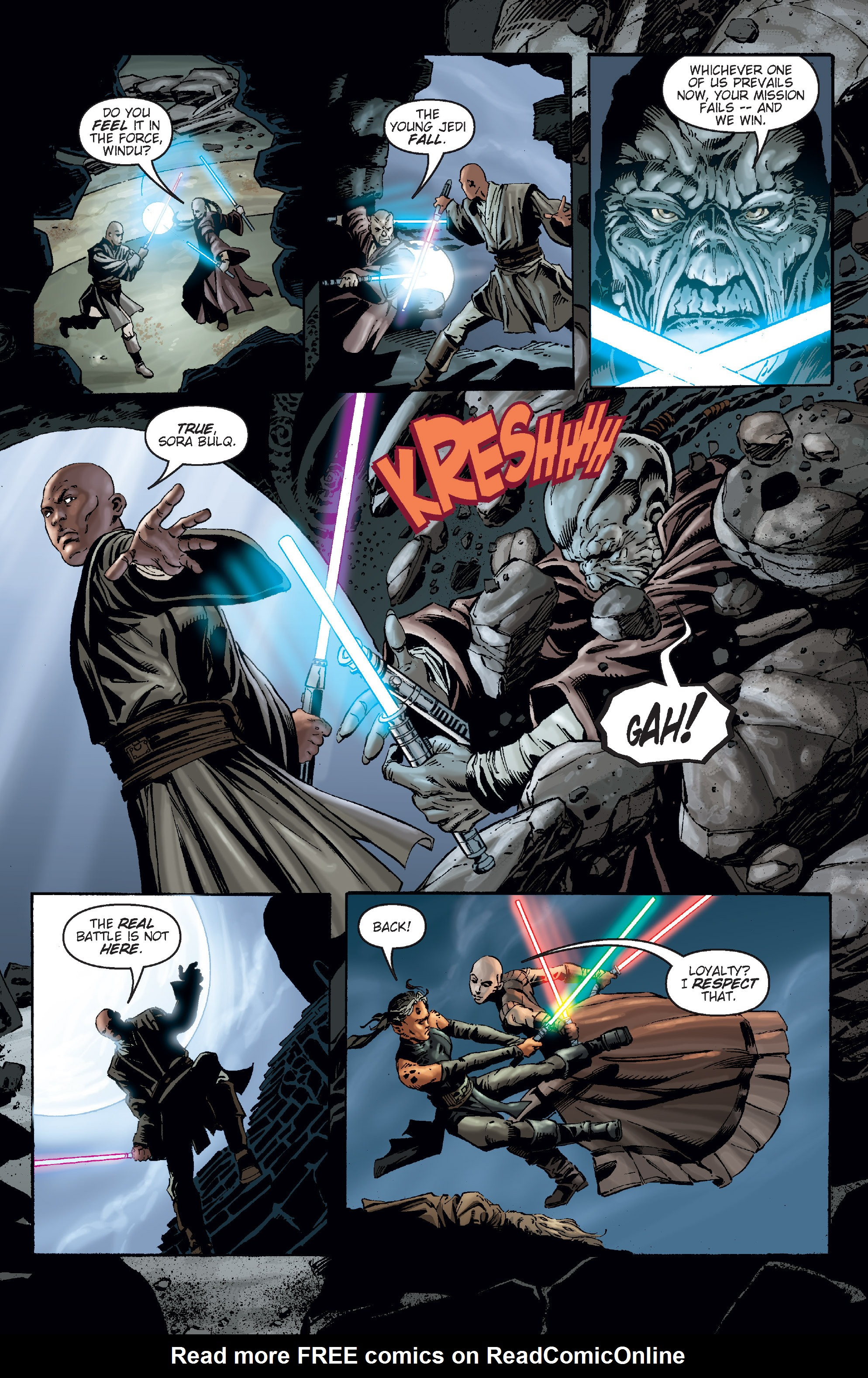 Read online Star Wars Omnibus comic -  Issue # Vol. 24 - 116