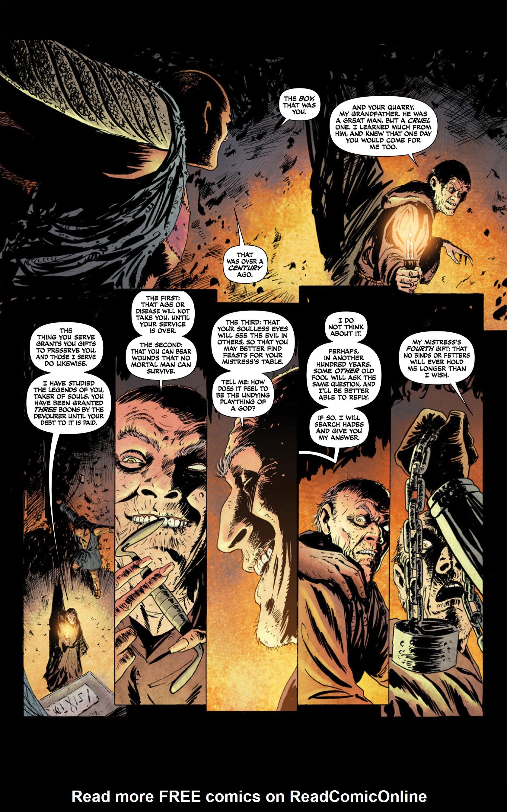 Read online Aquila comic -  Issue #1 - 11
