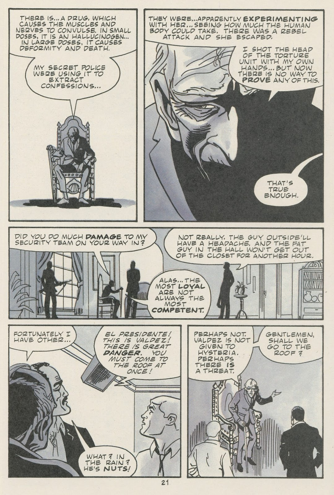 Jonny Quest (1986) issue 18 - Page 23