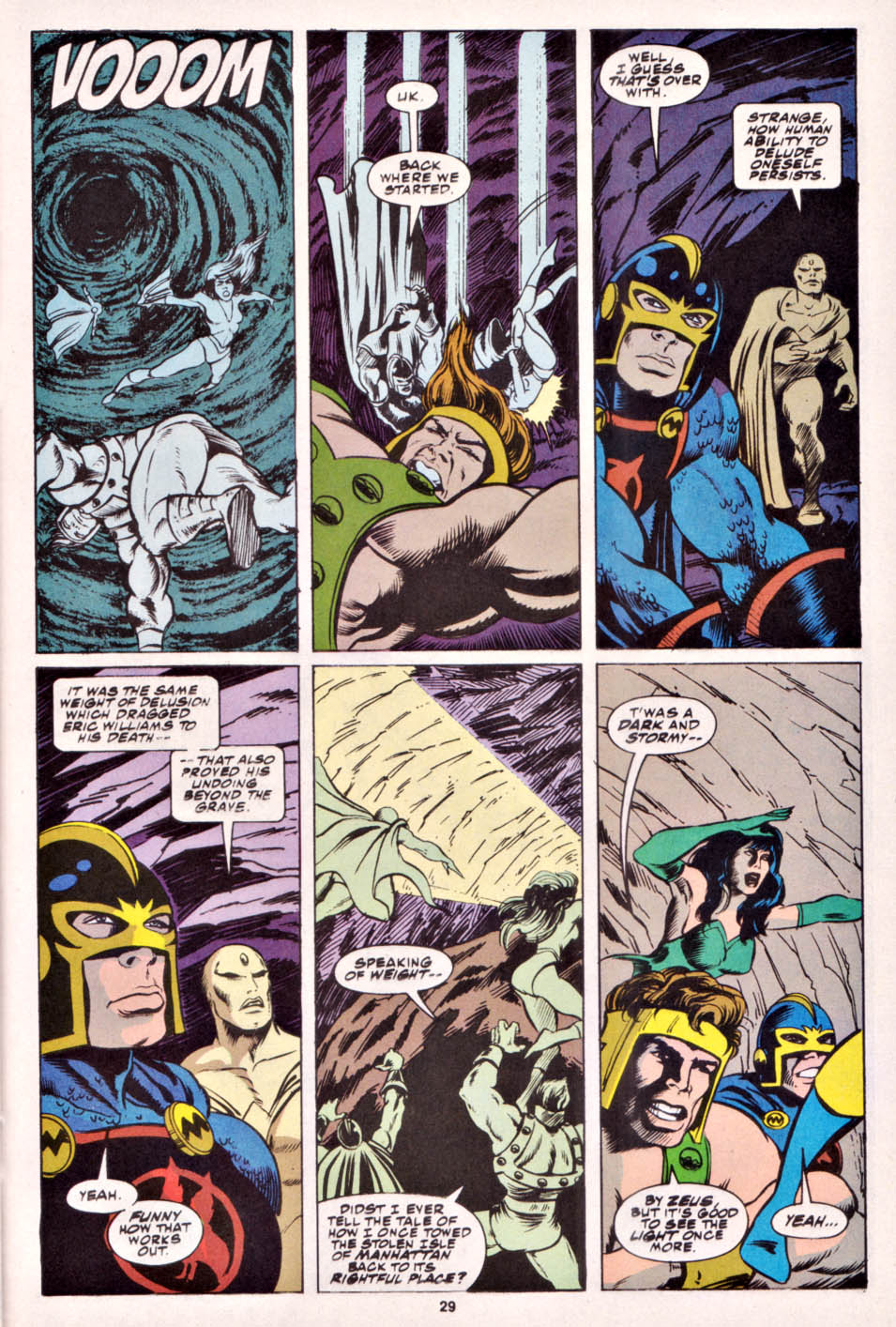 The Avengers (1963) 354 Page 19