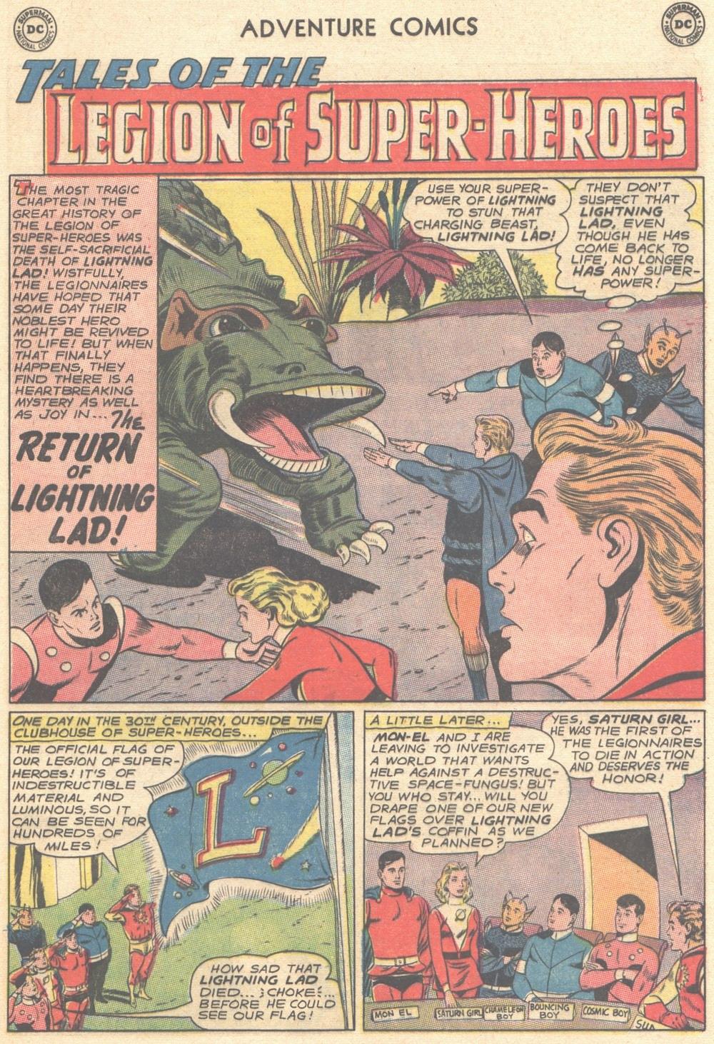 Read online Adventure Comics (1938) comic -  Issue #308 - 18