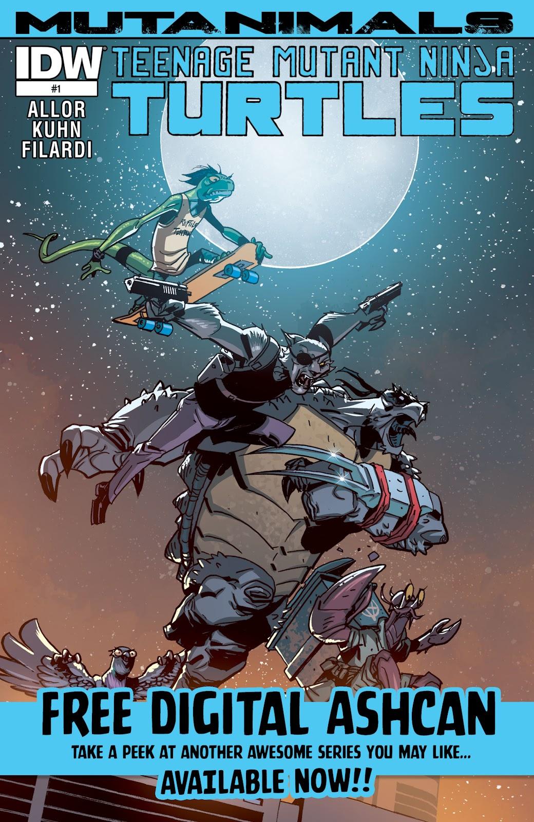 Read online Teenage Mutant Ninja Turtles (2011) comic -  Issue #103 - 25