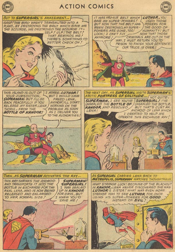 Read online Action Comics (1938) comic -  Issue #298 - 31
