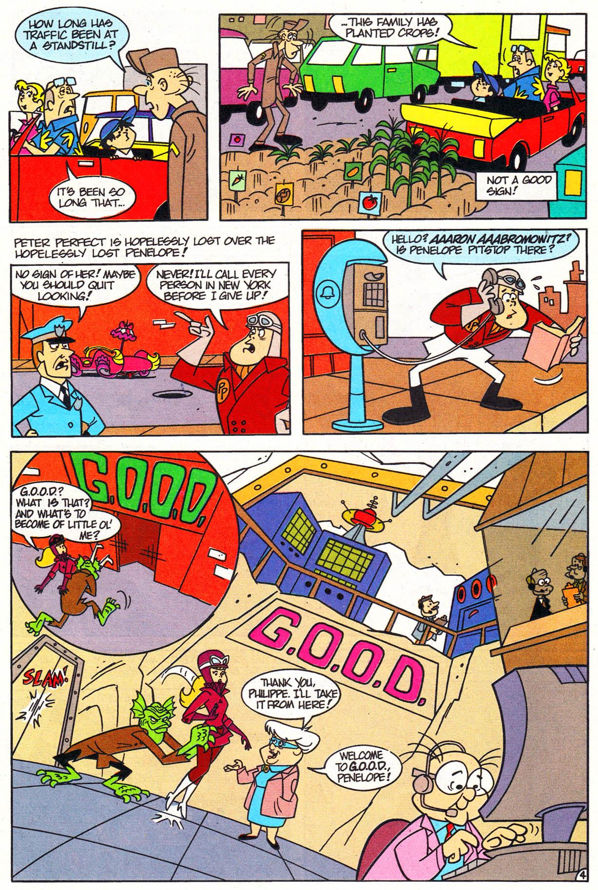 Read online Hanna-Barbera Presents comic -  Issue #2 - 6