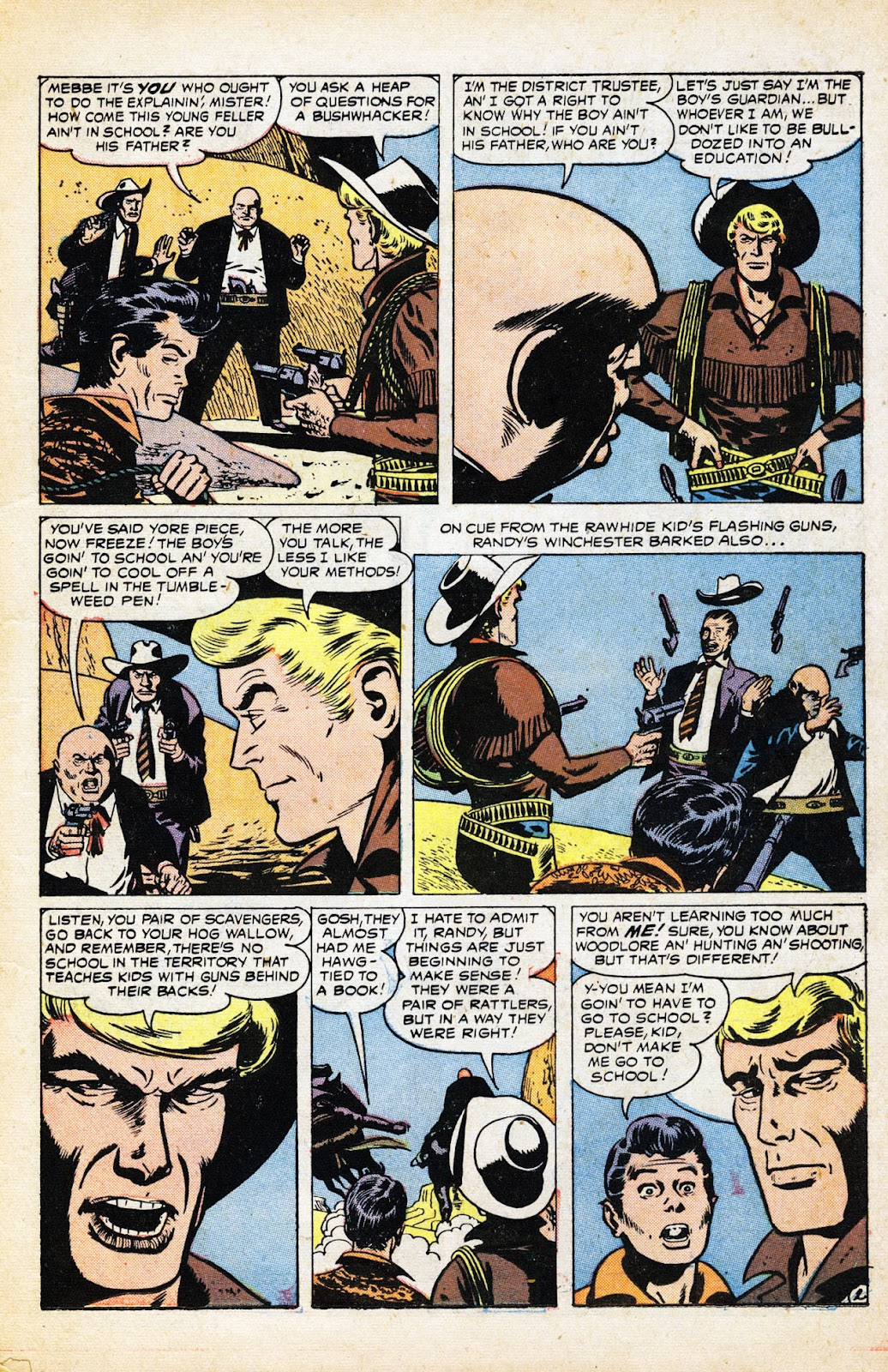The Rawhide Kid (1955) issue 2 - Page 11